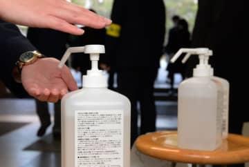 各自治体、感染封じへ矢継ぎ早 福岡市は時差出勤 在宅勤務導入も