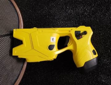 Thirty-seven Brick police officers will be equipped with Tasers. (Avalon Zoppo/)