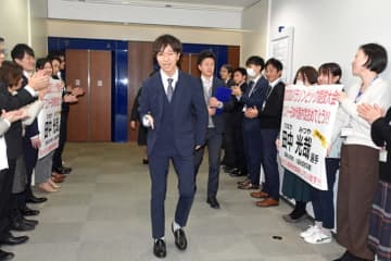 久留米出身の田中光哉選手が代表内定 東京パラ・男子テコンドー