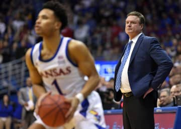 Self won't stress Big 12 implications to KU players before Baylor game: 'They know.'