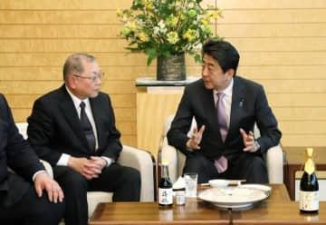 フグ食べて「おいしい」、安倍首相に日本のネットユーザー怒り―中国メディア