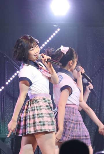 へこたれない「HKTの宝」、最後に一番幸せな夜を 深川舞子22日卒業