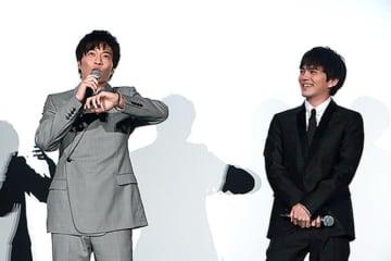 田中圭×林遣都が思い出に残っているシーン明かす、『劇場版おっさんずラブ』イベント映像集のダイジェストが公開
