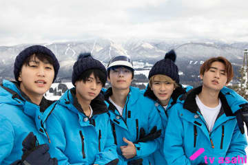 HiHi Jetsが極寒の雪山で合宿!!「これからも5人で頑張ります!」と新たに決意