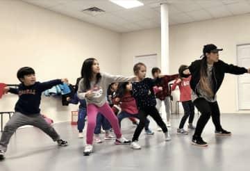 ダンス+体力作り 目標を目指して成長 画像