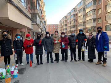 ある日本人女性のウイルスとの闘いの日々 吉林省長春市