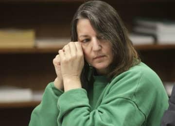 Michelle Lodzinski during her 2016 trial. (Patti Sapone/)