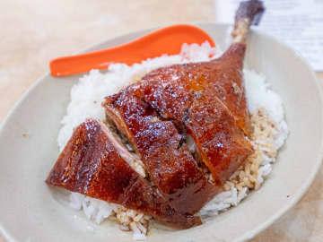 【世界ひとり飯(6)】香港のミシュラン店で「ガチョウのロースト飯」を堪能 画像