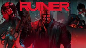 高評価サイバーパンクACT『RUINER』のニンテンドースイッチ版がまもなく登場!