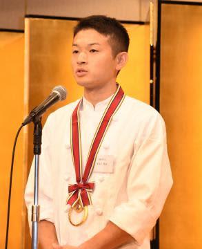 洋菓子コンクール優勝 長谷川さん(守谷出身)の菓子を帝国ホテルで記念販売