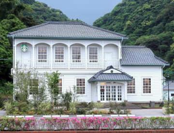 スターバックス コーヒー 鹿児島仙巌園店(画像はすべてスターバックス提供)