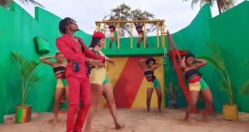 Diamond and Tanasha's Gere video hit with controversy
