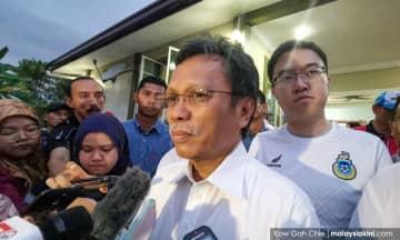 Peralihan kuasa bukan keutamaan Sabah - Shafie Apdal