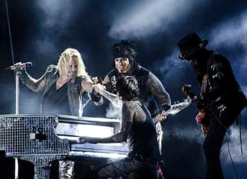 Motley Crue VIP Tickets On Sale Now! [Dates, Deals & Ticket Info!]
