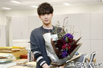 三浦翔平が「アライブ」クランクアップ。第8話には萩原利久が登場