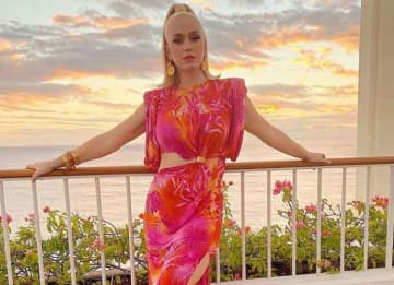 Katy Perry Looks Amazing In Hawaii Vacation Photos
