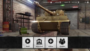 戦車レストアシム『Tank Mechanic Simulator』―博物館主としてリアルな戦車をレストアしまくれ!【爆速プレイレポ】