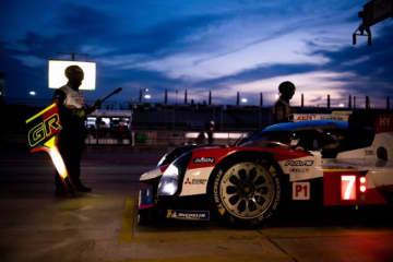 WECオースティン:トヨタ、最大ハンデの7号車が予選最前列。8号車は「タイヤを温めきれず」3番手