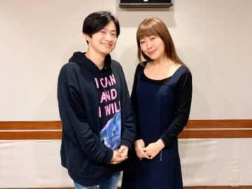 (左から)下野紘さん、坂本美雨