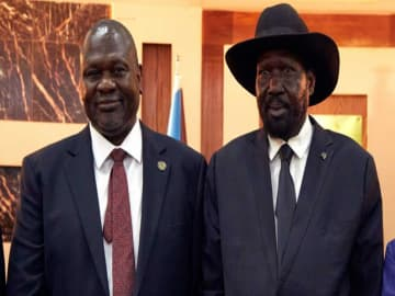South Sudan rivals form unity government amid fragile hopes for lasting peace