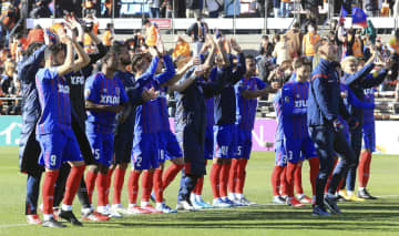 Soccer: FC Tokyo fire back against S-Pulse in J-League season opener