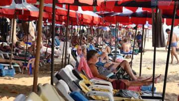 タイ・パタヤに異変が! コロナウイルスで激減した中国人・韓国人観光客のあとにやって来た者とは……?