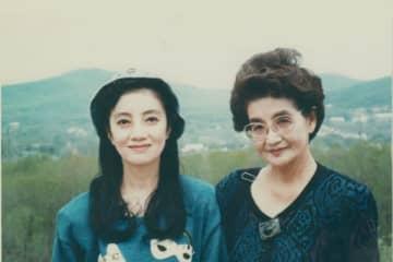 90年、父の墓参りで訪れたシベリアで撮影。