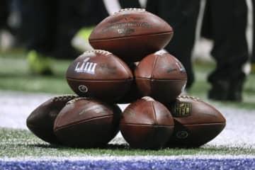 フットボール【AP Photo/Chuck Burton】