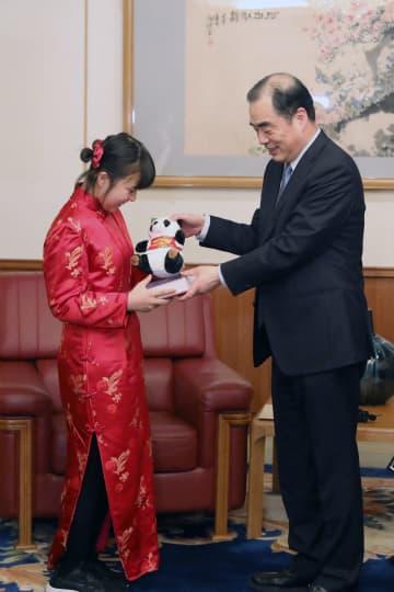 孔鉉佑駐日中国大使「中国は日本と手を携え新型肺炎と闘う」