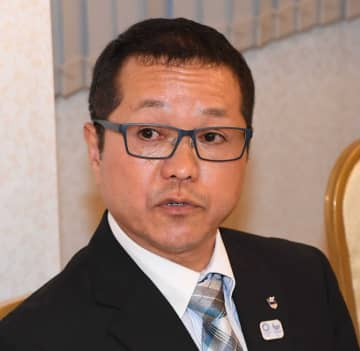 日本ボクシング連盟の菊池浩吉副会長