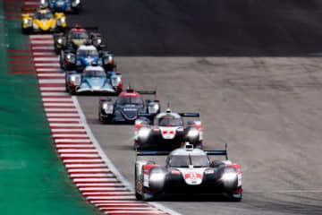 WECオースティン:トヨタ、ダブル表彰台で選手権1-2を死守「ミスなく戦ったレベリオンを祝福します」