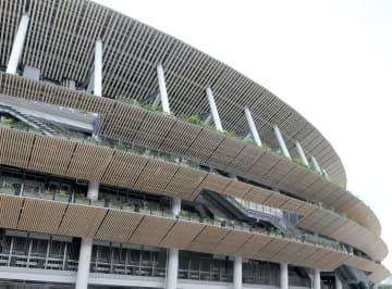 東京五輪が開催される新国立競技場