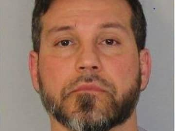 Francisco Realpe, 43, is accused of sexually assaulting a 17-year-old student at Dickinson High School. (Courtesy of the HCPO/)