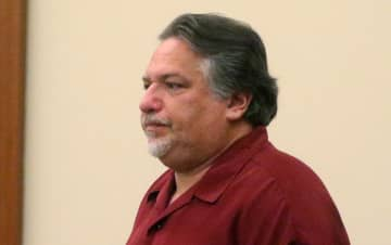 Charles M. Bosco appeared in court for a pre-indictment conference on charges of criminal sexual contact and official misconduct. (Al Amrhein | For NJ Advance Media) (Al Amrhein | For NJ Advance Media/)