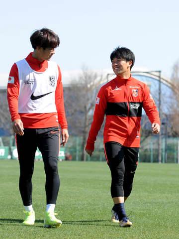 浦和・武藤、公式戦復帰に意欲 練習試合で4得点の大暴れ、新システムの戦術理解にも自信