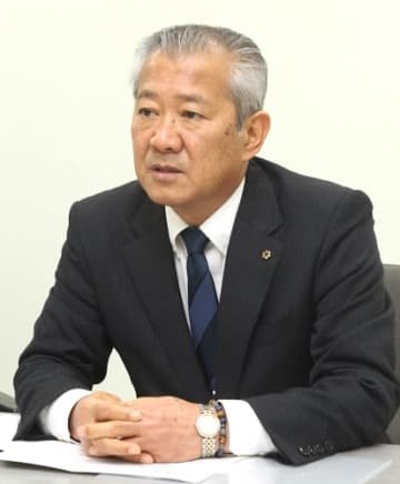 比田勝尚喜氏