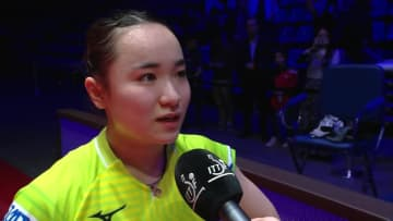 ITTFワールドツアー・ハンガリーオープン<2月18日~23日/ブダペスト> 大会最終日の2月23日、女子シングルス決勝で伊藤美誠(19歳=スターツ/世界ランク3位)が台湾のエース・鄭怡静(28歳=同10位)をゲームカウント4-3で下し、今期初となるワールドツアー優勝を果たした。
