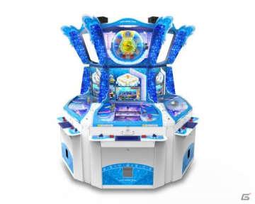 CRIのサウンドミドルウェア「ADX7」がメダルゲーム機「海物語 ラッキーマリンツアーズ」に採用