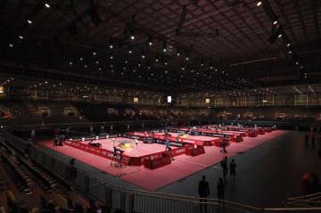 国際卓球連盟が新型肺炎の影響で世界卓球2020韓国の延期を発表