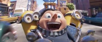 『ミニオンズ フィーバー』新カット場面写真(C)2020 Universal Studios. ALL RIGHTS RESERVED