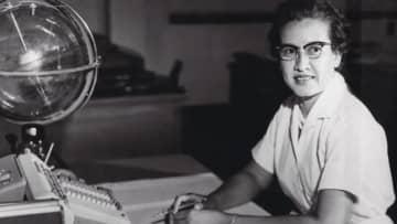 NASA数学者キャサリン・ジョンソン氏が死去 月面着陸に貢献