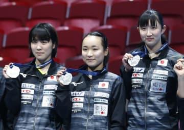 卓球界を牽引する「黄金世代」 伊藤、平野、早田ら日本勢以外も台頭