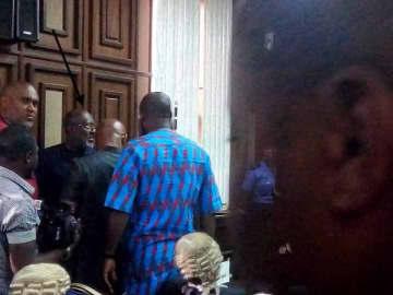 JUST IN: Olisah Metuh guilty of N400m money laundering – P.M. News