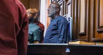 Breaking: Court jails Metuh 7 years over N400m fraud – P.M. News