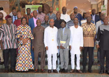 LGS, Ministers Sign Contract