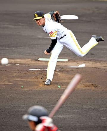 39歳の開幕ローテへ前進 ソフトバンク和田が修正能力発揮で無失点