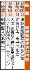 情報ひろばーお知らせ(1)