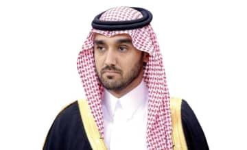 Prince Abdul Aziz bin Turki Al-Faisal