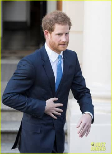 Prince Harry arrives London for one of last royal acts – P.M. News