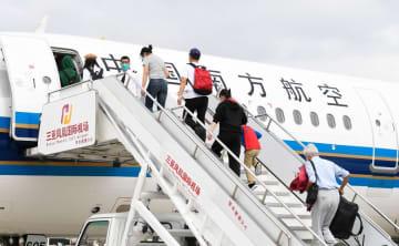 中国南方航空、国内線2100便超の運航再開 新型肺炎流行の中